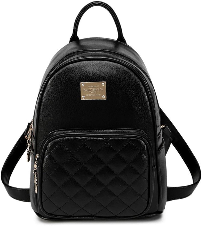 SJMMBB Frauen Rucksack Fashion Mini Mini Bag, Schwarz, 25 X 22 X 13 cm B07CT37R5S  Spezielle Funktion