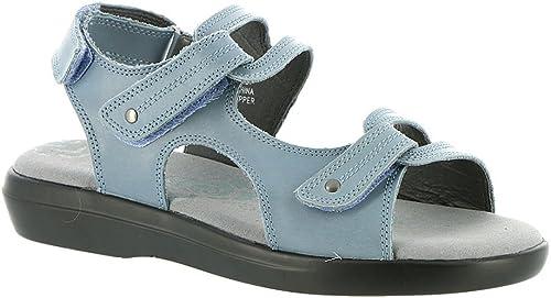 Propet Marina Breeze Wohommes Sandal 10.5 B(M) US Denim