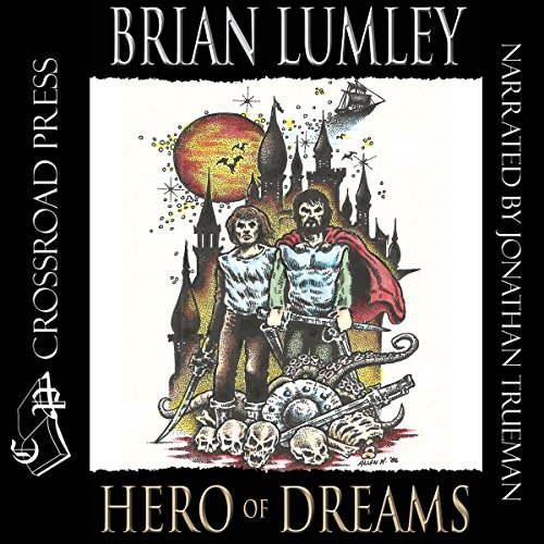 Hero of Dreams audiobook cover art