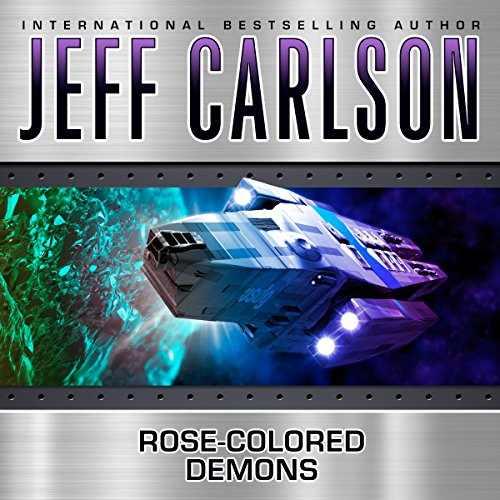 Rose-Colored Demons audiobook cover art