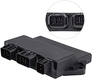 JEM&JULES High Performance CDI Box For Yamaha YFM 350 Grizzly/Wolverine/Bruin 2004-2014 Repl. # 5UH-85540-00-00
