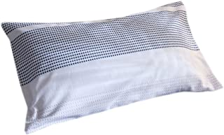 Merryfeel 枕カバー,綿100%先染めストライプピロケース 50X70CM1枚