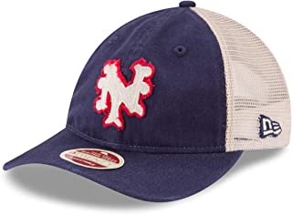 New Era New York Mets MLB 9Twenty Cooperstown Frayed Twill 2