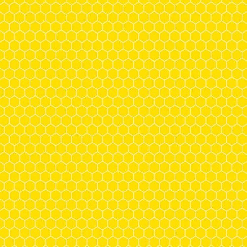 Coredinations 341538 Honeycomb Paper Yellow