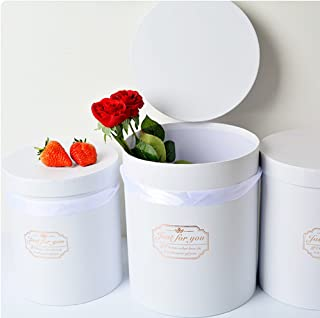 Best round boxes for flowers Reviews