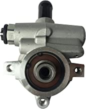 DRIVESTAR 20-876 Power Steering Pump for 1884-1991 Chevy Corvette 5.7L V8, OE-Quality New 5.7 Power Steering Pump Corvette 1884 1885 1886 1887 1888 1889 1990 1991