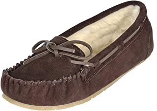 Best womens brown moccasin shoes Reviews