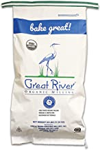product image for Great River Organic Milling, Pancake Mix, Buckwheat Buttermilk, Organic, 25-Pounds (Pack of 1)