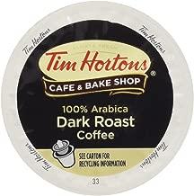 Tim Hortons Dark Roast Single Serve Coffee Cups, 96 Count (Packaging May Vary)