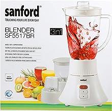 Sanford 3 In 1 Juicer Blender, Sf5517Br Bs