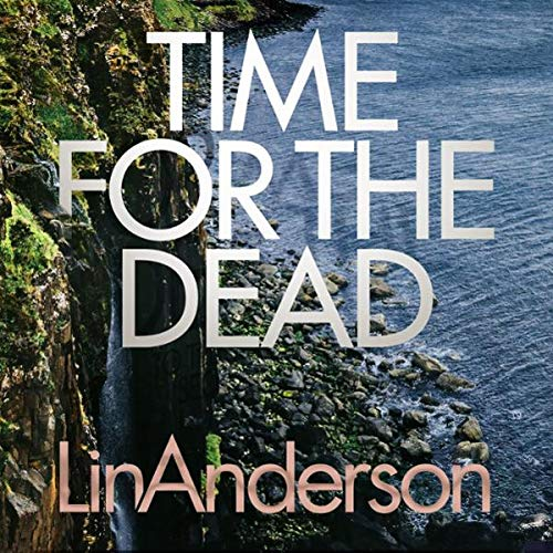 Time for the Dead audiobook cover art