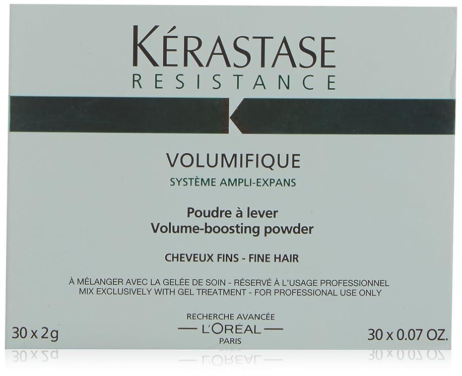 近代化するワックス無視できるKerastase - パウダー30X2XGRを高めるケラスターゼVOLUME - 【並行輸入品】