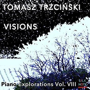 Piano Exploration, Vol. 8: Visions
