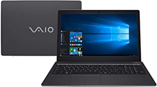 "Notebook Vaio 15S, Intel core i5 7200U, 8GB RAM, HD 1TB 32, 32, tela 15,6"" LCD, Windows 10, 3340172"