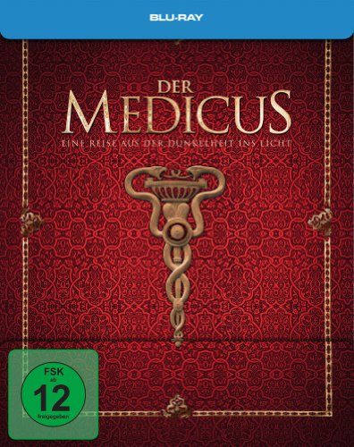 Der Medicus - Steelbook [Blu-ray] [Limited Edition]