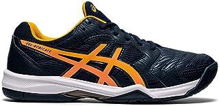 ASICS Men's Gel-Dedicate 6 Tennis Shoes, White (White/Silver 101), 9.5 UK