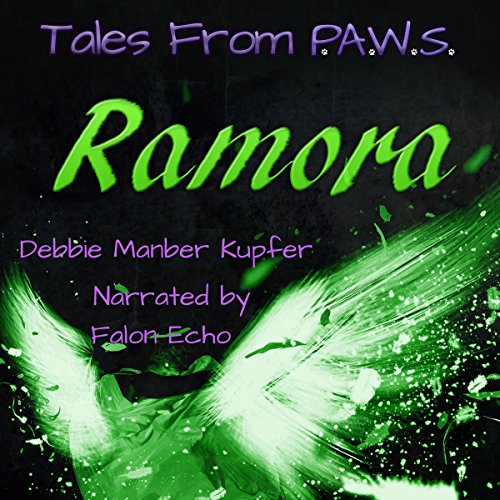 Ramora audiobook cover art