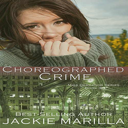 Choreographed Crime audiobook cover art