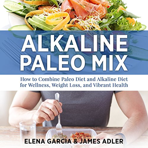 Alkaline Paleo Mix audiobook cover art