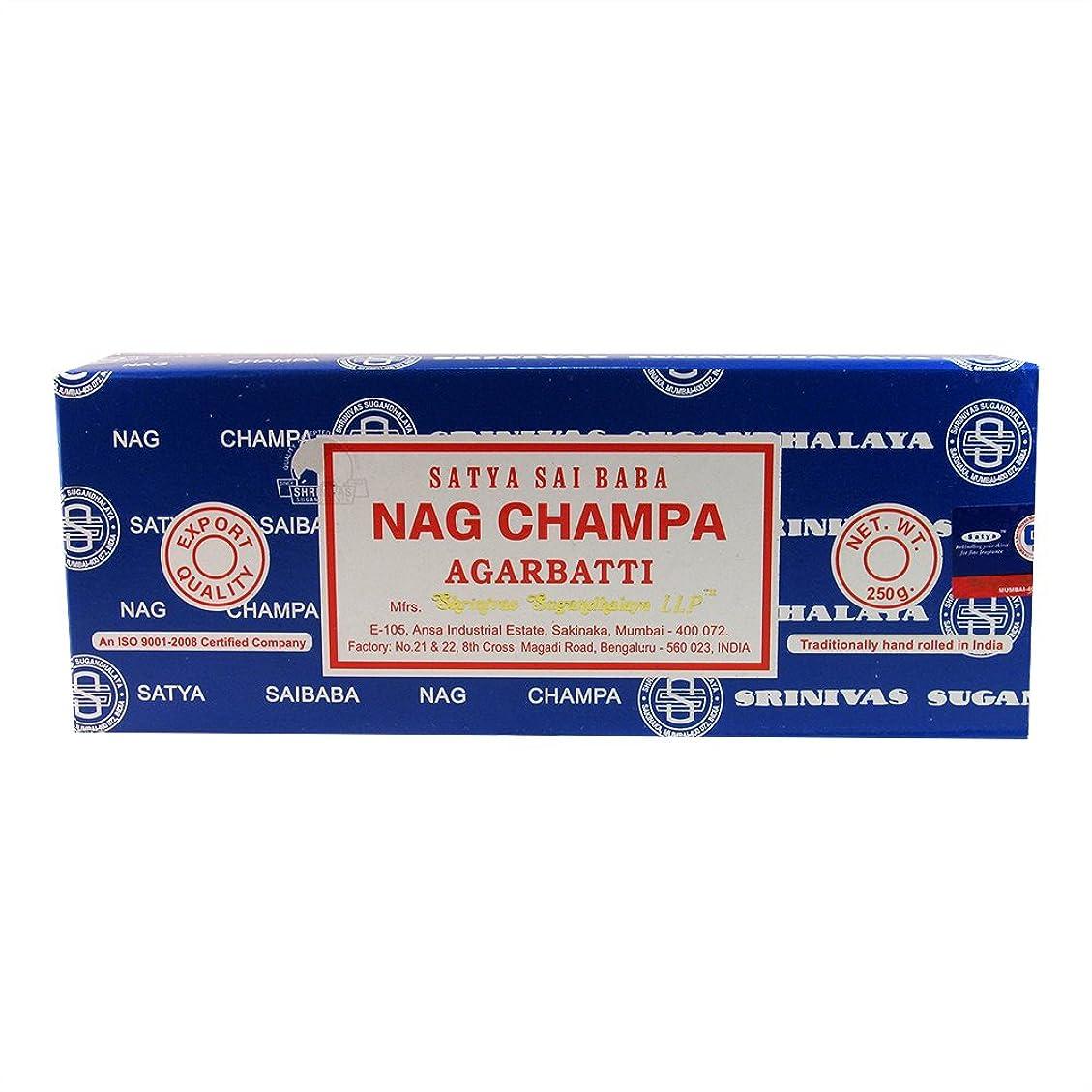 申し込むバルーン遊具海外直送品Nag Champa Incense, 250 GRAMS by Sai Baba