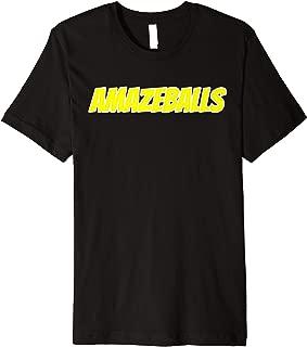 Totes Amazeballs Amazing Balls Amazeballs t shirt