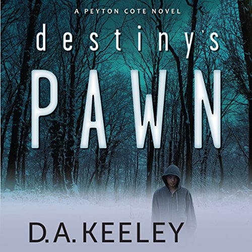 Destiny's Pawn audiobook cover art
