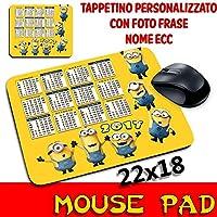 Mouse Pad Gaming Interamente personalizzabile su richiesta tramite messaggio al venditore Tessuto e Neoprene. Utilizzabile con tutti i tipi di mouse, adatto al Gaming Made in Italy Prodotto Artigianale realizzato con stampa sublimatica In mancanza di...