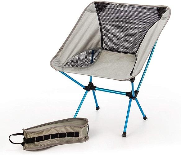 Chaise de Camping Pliant Léger,Tissu Oxford 1680D Support en Alliage d'aluminium Fauteuil d'extérieur Chaise de Camping Pliant portable Convient à pour Randonnée Pêche