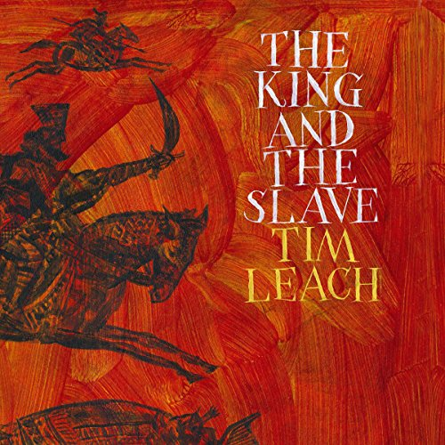 The King and the Slave audiobook cover art