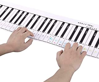 Gilroy Portable Waterproof Flexible 88 Key Keyboard Piano Fi