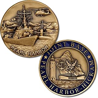 Northwest Territorial Mint Joint Base Pearl Harbor-Hickman Challenge Coin…
