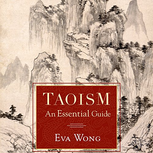 Taoism audiobook cover art