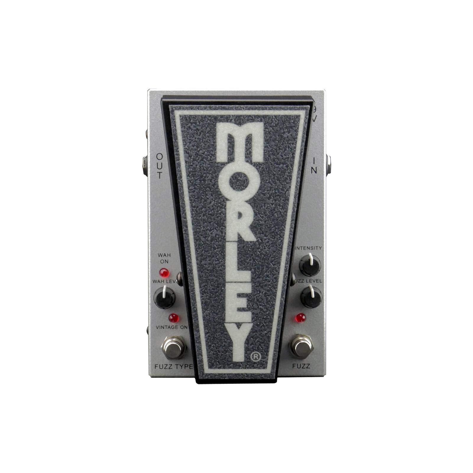 Morley 20/20 Power Fuzz Wah Pedal