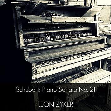 Schubert: Piano Sonata No. 21 in B-Flat Major, D. 960