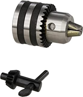Pro-Series by HHIP 1/32-1/2 INCH JT33 PRO Quality Drill Chuck with Key (3700-0083)