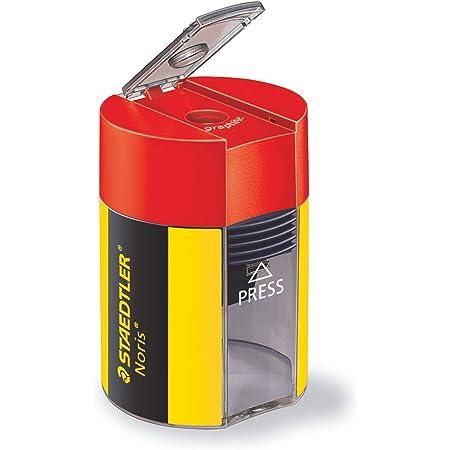 STAEDTLER 511 004, Temperamatite con Serbatoio, Multicolore