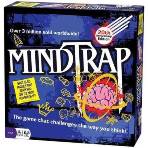 Mindtrap 20th Anniversary