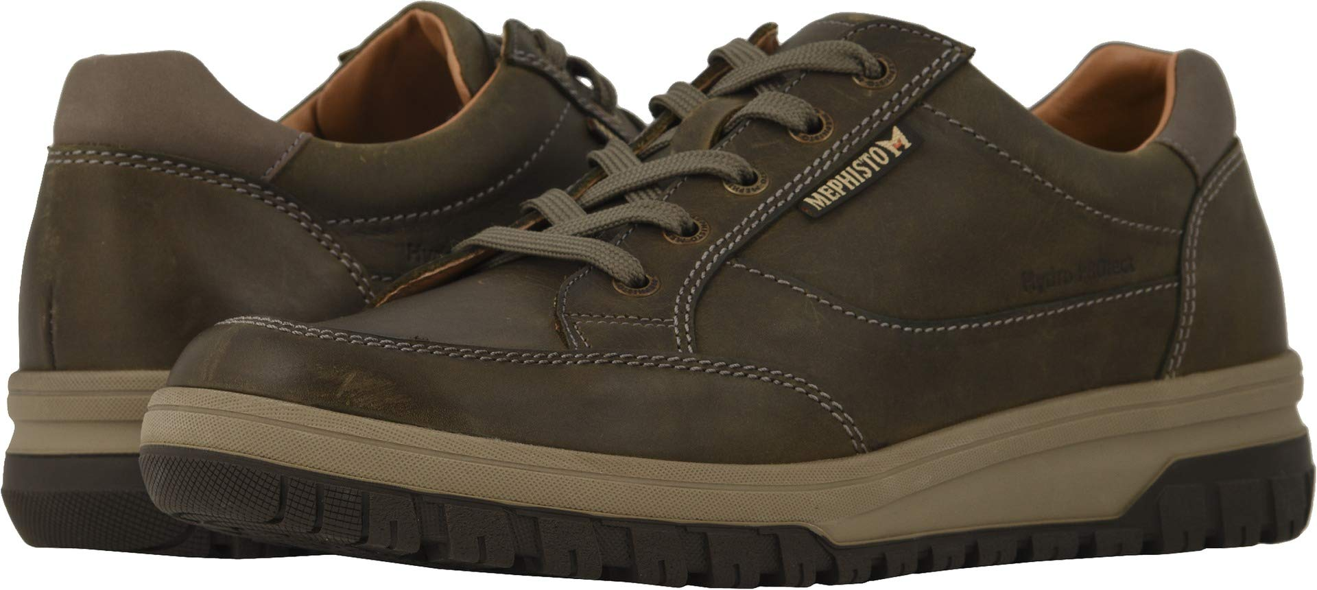 Mephisto Mens Loden Pewter Grizzly