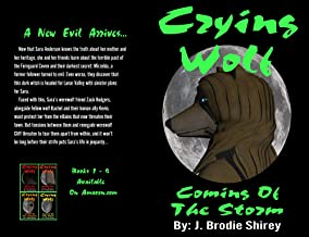 Cryign Wolf: Coming Of The Storm (Crying Wolf Book 5)