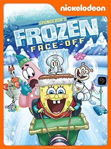 SpongeBob SquarePants Frozen Faceoff product image