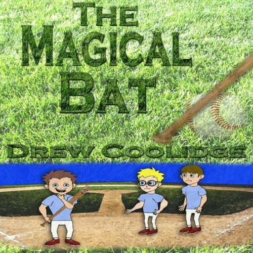 The Magical Bat cover art