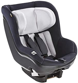 Hauck iPro Kids i-Size Reboard - Silla auto infantil desde nacimiento para bebé en crecimiento, contra marcha, con reductor para recién nacidos, compatible con la base Isofix, hasta 18 kg, Negro
