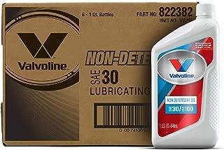 Best is valvoline oil good Reviews