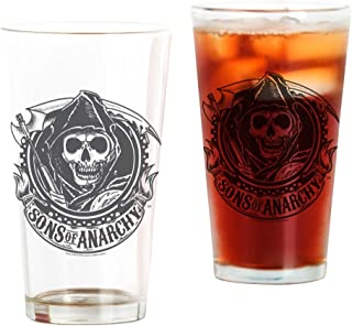 CafePress Sons Of Anarchy Pint Glass, 16 oz. Drinking Glass