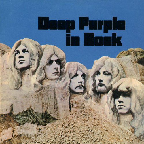 Deep Purple In Rock [Vinyl LP]