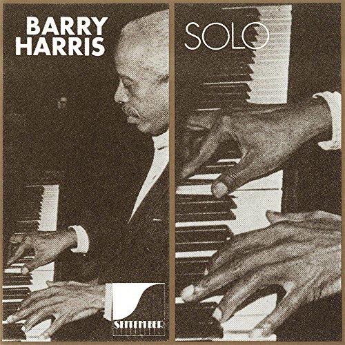 Solo Barry Harris CD