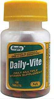 rugby multivitamin