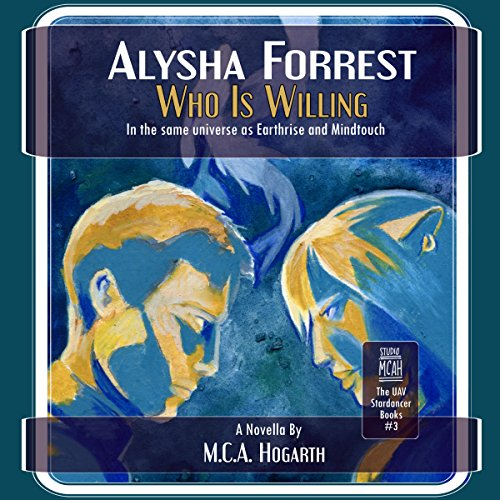Who Is Willing audiobook cover art