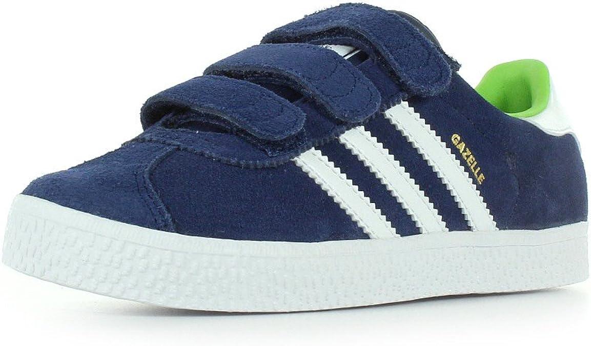 Adidas GAZELLE (PS) Enfant M20665-34 Bleu : Amazon.fr: Chaussures ...
