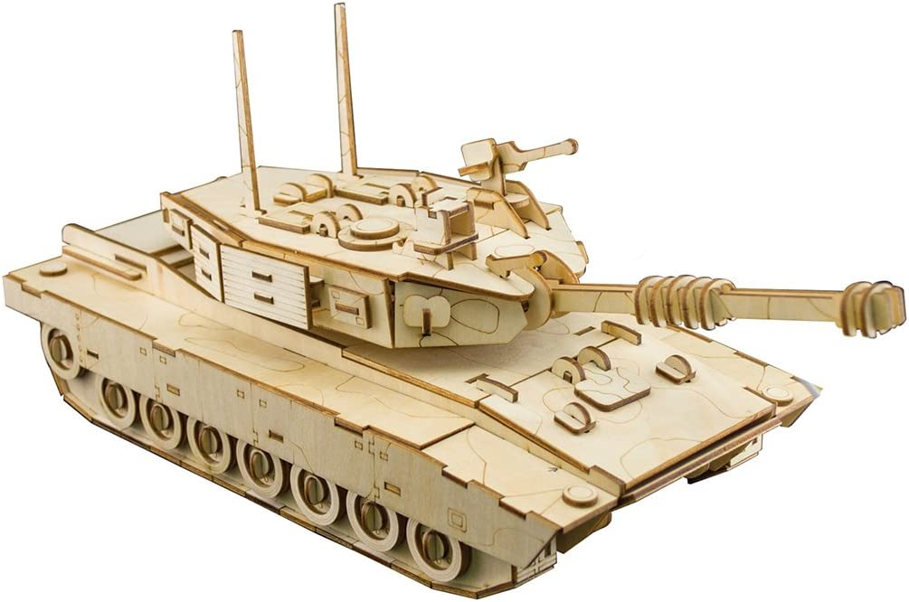 3D Finally resale start Wooden Dedication Puzzles Laser Engraving Assembly DIY Constructor Safe